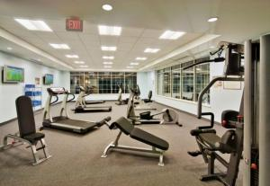 The fitness centre and/or fitness facilities at Wyndham Gettysburg