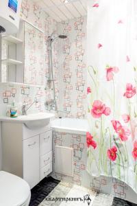 Ванная комната в Apartment TwoPillows on Mira 4