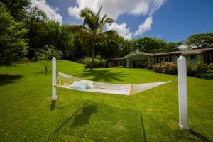 A garden outside East Winds St. Lucia- All Inclusive