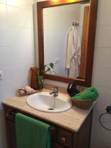 Un baño de Casa Naty