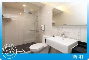 墾丁藍灣旅店衛浴