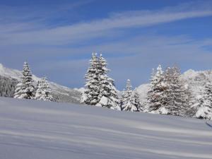 Casa Paola v zimě