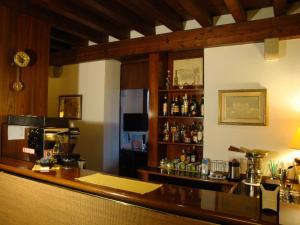 Salone o bar di Sporting Hotel Ragno D'oro