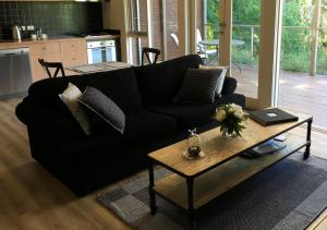 A seating area at Indulge at Daylesford