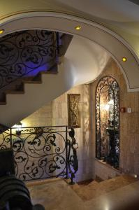 The lobby or reception area at Boutique Hotel Boris Palace & Restaurant