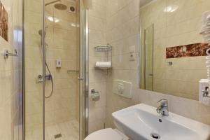 Łazienka w obiekcie Abak