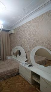 Cama ou camas em um quarto em Apartments in Town Centre