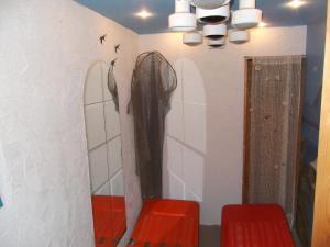 Ein Badezimmer in der Unterkunft Schwarzwald-Gasthof Hirsch