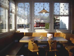 Restaurace v ubytování Restaurant Hotel Stossplatz