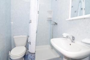 Ванная комната в Elita Hotel