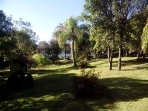 Um jardim em Solar Arc en ciel
