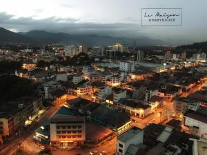A bird's-eye view of Le Maison GuestHouse Ipoh
