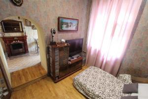 Гостиная зона в Ispanskiy Dvorik na Fontanke 24