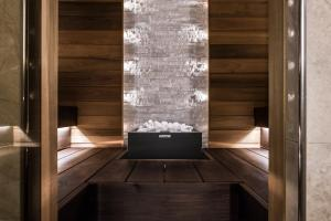 Spa and/or other wellness facilities at Boutique Hotel Yöpuu