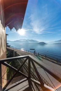 Balcone o terrazza di Villa La Rossa