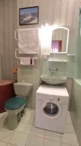 Ванная комната в Ispanskiy Dvorik na Fontanke 24