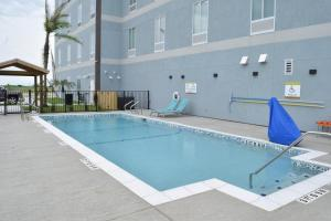 The swimming pool at or near Home2 Suites by Hilton Portland