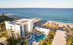 A bird's-eye view of Plunge Beach Resort