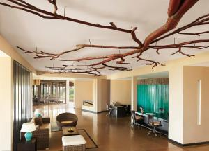The fitness center and/or fitness facilities at Jetwing Yala