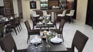 Ресторан / где поесть в Aria Hotel Chisinau
