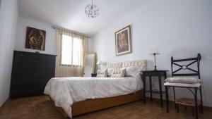 Cama o camas de una habitación en Apartamento Las Canteras