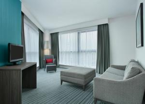 A television and/or entertainment center at Jurys Inn Liverpool