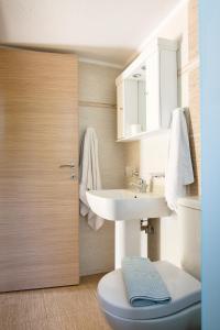 Un baño de Villa Italiana