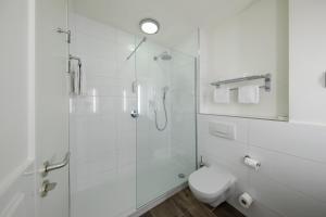 A bathroom at Bilderberg Kasteel Vaalsbroek