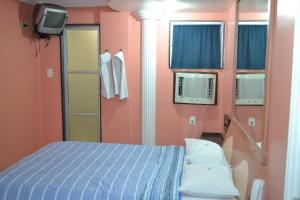 A bed or beds in a room at Love Story (Adult Only)