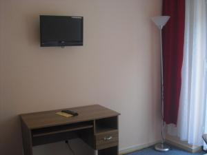 A television and/or entertainment center at Hotel Feilen-Wolff