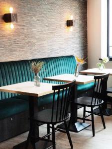 Restaurant ou autre lieu de restauration dans l'établissement Linden Hotel
