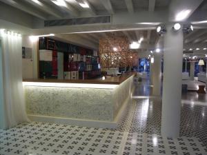 Lobbyn eller receptionsområdet på Boutique Hotel H10 Big Sur - Adults Only