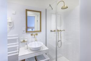 Un baño de U Zlatych nuzek