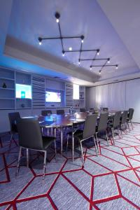The business area and/or conference room at Malmaison Glasgow
