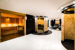 Spa and/or other wellness facilities at Hotel Dana Business & Conference