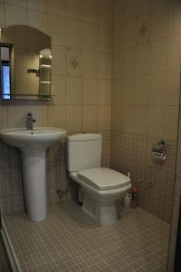 Ванная комната в Апартаменты Декабристов