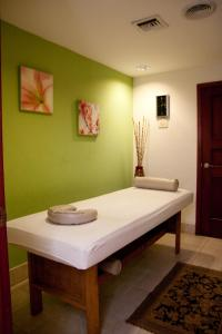 A bathroom at Hotel Globales Camino Real Managua