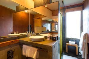Un baño de Hotel Altiplanico Puerto Natales