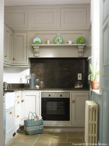 A kitchen or kitchenette at The Brook