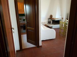 A bathroom at Capo Coda Cavallo Villaggio EST