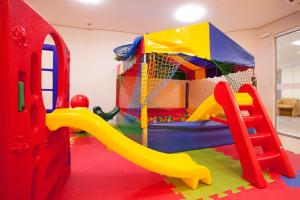 Children's play area at Hotel Paraiso