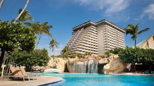The swimming pool at or near Princess Mundo Imperial Riviera Diamante Acapulco