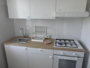 Cucina o angolo cottura di Via Dante 10 Apartment