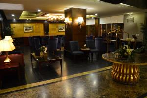 O lounge ou bar de Intour Qurtoba
