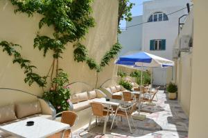 Εστιατόριο ή άλλο μέρος για φαγητό στο Anemomilos Villa