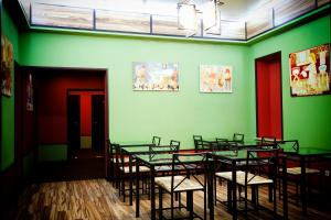 Un restaurante o sitio para comer en Минима Китай-Город