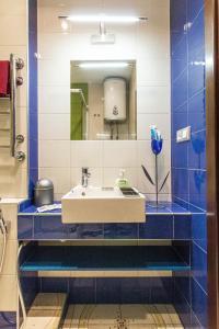 Ванная комната в Apartment 4You Piter ThreE