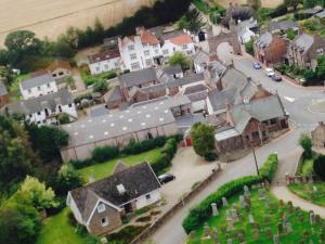 A bird's-eye view of Ramsay Arms Hotel