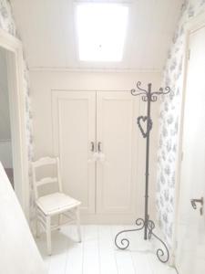 Een badkamer bij T Heerenhuys