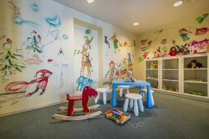 The kid's club at Grata by Centrum Hotels